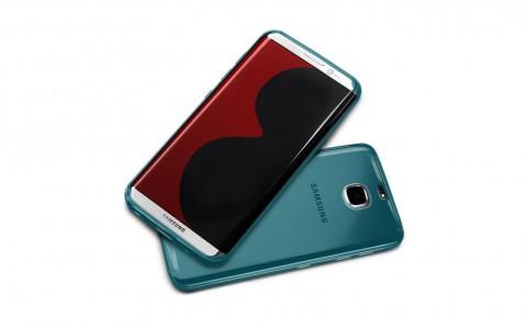 新一代银河机王现身!Samsung Galaxy S8 Edge 谍照曝光
