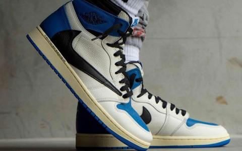 据说数量超级少?Travis Scott x fragment design x Air Jordan 1 High 贩售情报曝光,年度鞋王候选人非它莫属!
